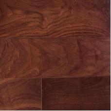 Массивная доска Amigo Орех Американский Арабика 400-1600 x 120 x 18 мм (ABCD / 70% Селект)