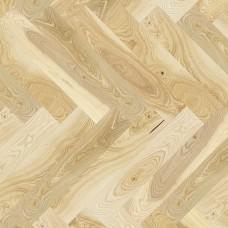 Паркетная доска Barlinek Классическая елка (Herringbone) Ясень Auric 1WJ000012