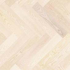 Паркетная доска Barlinek Классическая елка (Herringbone) Ясень Moonlight 1WJ000011