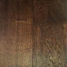 Массивная доска Cezar Parquet Дуб Кофе структур 19,5х130х400-1900 Ф1,0х4 лак