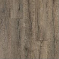 Плитка ПВХ Clix Floor Дуб пещерный серый коллекция Classic Plank CXCL40109