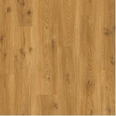 Плитка ПВХ Clix Floor Дуб яркий теплый натуральный коллекция Classic Plank CXCL40192