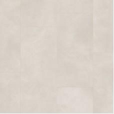 Плитка ПВХ Clix Floor Бетон мягкий светлый коллекция Tiles CXTI40195