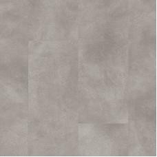 Плитка ПВХ Clix Floor Бетон серый шлифованный коллекция Tiles CXTI40196