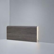 Плинтус Deartio Монте-Карло серый коллекция под дерево Best B202-03
