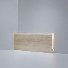 Плинтус Deartio Дуб янтарный белённый коллекция под дерево Best B202-13