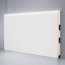 Плинтус Deartio Белый МДФ коллекция Белый и цветной U 102-150