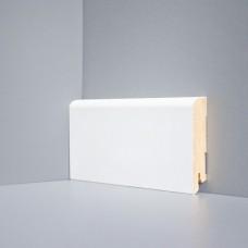 Плинтус Deartio Белый МДФ коллекция Белый и цветной U 102-80