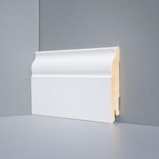 Плинтус Deartio Белый МДФ коллекция Белый и цветной U 103-100