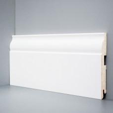 Плинтус Deartio Белый МДФ коллекция Белый и цветной U 103-120