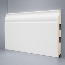 Плинтус Deartio Белый МДФ коллекция Белый и цветной U 103-150