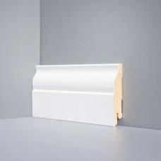 Плинтус Deartio Белый МДФ коллекция Белый и цветной U 103-80