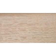 Плинтус деревянный DL Profiles Р14 Дуб Дымчатый 75мм 2.4м