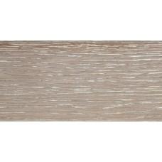 Плинтус деревянный DL Profiles 022 Дуб Дымчатый Глянец 75мм 2.4м