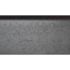Плинтус деревянный DL Profiles S8 Венге Натур Темный 75мм 2.4м