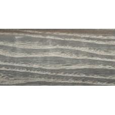 Плинтус деревянный DL Profiles 015 Ясень Сильвер 75мм 2.4м