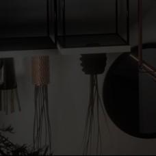 Ламинат Falquon Черный глянец без фаски коллекция Blue Line Uni U190