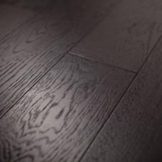 Паркетная доска Fine Art Floors Дуб Beluga Black ширина 165/182 мм