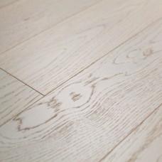 Паркетная доска Fine Art Floors Дуб Fuji White ширина 165/182 мм