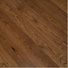 Паркетная доска Fine Art Floors Дуб Havana Brown ширина 165/182 мм