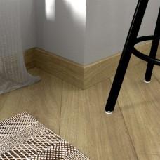 Плинтус Fine Floor Дуб Квебек коллекция Wood FF-1508-1408