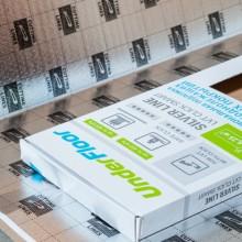 Подложка FineFloor Under Floor Silver Line 1,5 мм