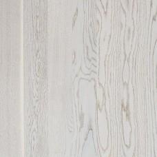 Паркетная доска Focus Floor Дуб Этесиан белый матовый коллекция Однополосная 1800 мм