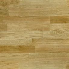 Паркетная доска Focus Floor Дуб Сирокко лакированный коллекция Трехполосная 2266 мм