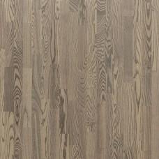 Паркетная доска Focus Floor Ясень Текано масло коллекция Трехполосная 2266 мм