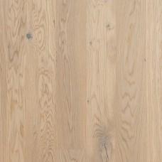 Паркетная доска Focus Floor Oak Buran White Matt коллекция Prestige 2000 мм