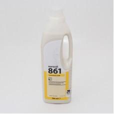 Молочко для паркета Forbo Eurocol 861 Euroclean Milk Водная дисперсия натуральных восков