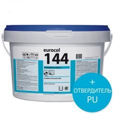 Универсальный полиуретановый клей Forbo Eurocol 144 Euromix PU