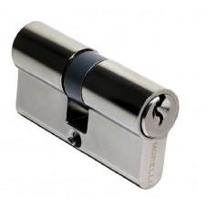 Ключевой цилиндр ключ/ключ 60 мм Morelli 60C BN