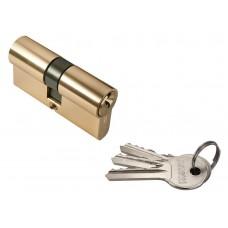Ключевой цилиндр ключ/ключ 60 мм Rucetti R60C PG