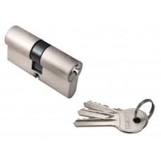 Ключевой цилиндр ключ/ключ 60 мм Rucetti R60C SN