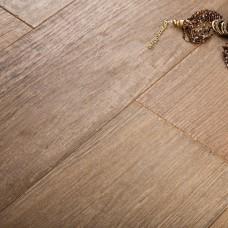 Паркетная доска Goodwin Дуб Йорк брашированный пиленый (ABC) коллекция Однополосная