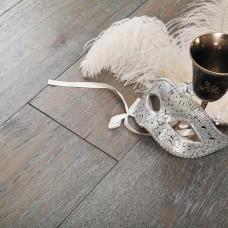 Паркетная доска Goodwin Дуб Венеция брашированный (ABC) коллекция Однополосная