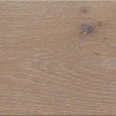 Паркетная доска Haro Дуб Саваж песочно-коричневый выбеленный брашированный коллекция 1-полосная 4000 Series Top connect 529087