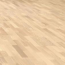 Паркетная доска Haro Ясень Светло-Белый 3-полосная 4000 Series