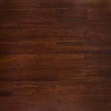 Бамбуковая массивная доска Jackson Flooring Тёмный ром Hard Lock 900 x 130 мм