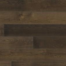 Паркетная доска Karelia Oak smoked truffle nature oil 3s 5g коллекция Spice 2421 мм 3011669151768311