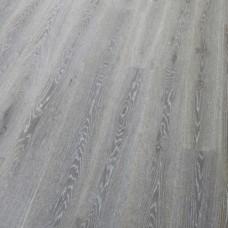 Паркетная доска Karelia коллекция Импрессио Дуб состаренный stonewashed ivory однополосный