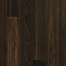 Паркетная доска Karelia Oak story light smoked roastery brown 5g коллекция Urban soul 2266 x 188 мм