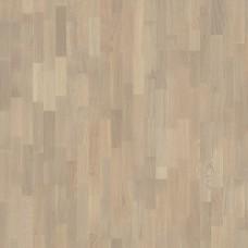 Паркетная доска Karelia коллекция Трехполосная Дуб селект vanilla matt