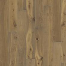 Паркетная доска Karelia Дуб Story Smoked Sandstone 5G 187 мм Импрессио