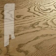 Плинтус Karelia Oak Ebony шпон 16 x 60 мм