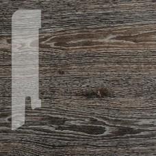 Плинтус Karelia Oak Promenade Grey шпон 16 x 60 мм