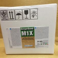 Однокомпонентный эластичный полиуретановый клей Berger Bond M1X (Германия) 7 кг