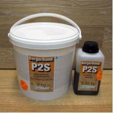 Двухкомпонентный полиуретановый клей Berger Bond P2S (Германия) 6 кг