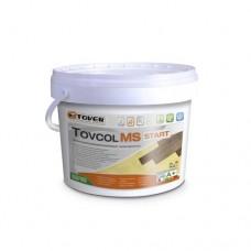 Однокомпонентный клей  Tover на основе силано-модифицированного полимера Tovcol MS Start